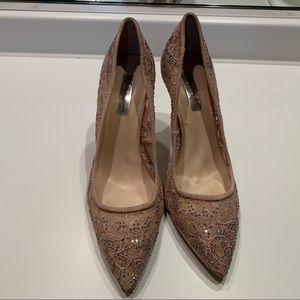INC Shoes & Lulu Townsend Evening Clutch